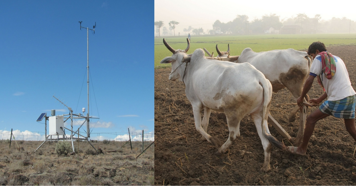 Maharashtra Becomes the First State to Launch Automated Weather Stations for Farmers!