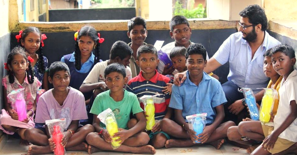 From Fixing Leaky Roofs to Donating Stationery – How Aware Mumbaikars Are Helping a Village School