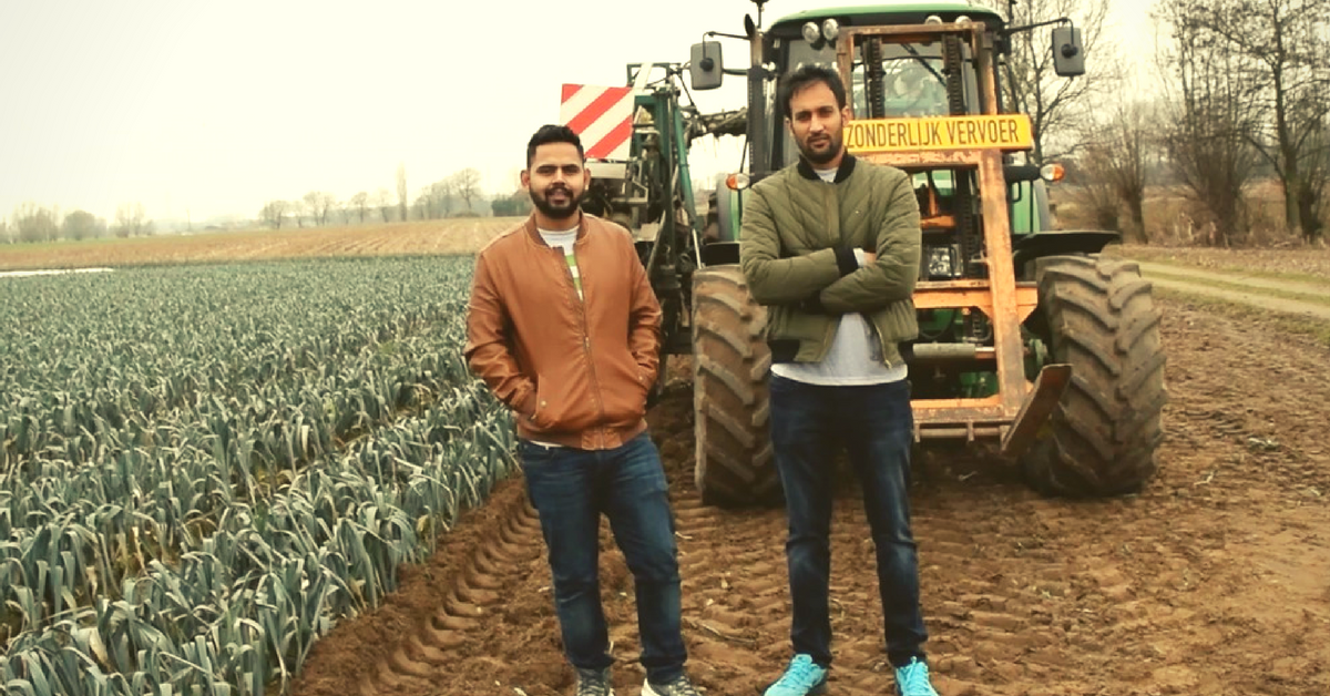 30,000 Farmers Are Ditching Middlemen & Selling Their Produce Online. Thanks to These 2 Brothers