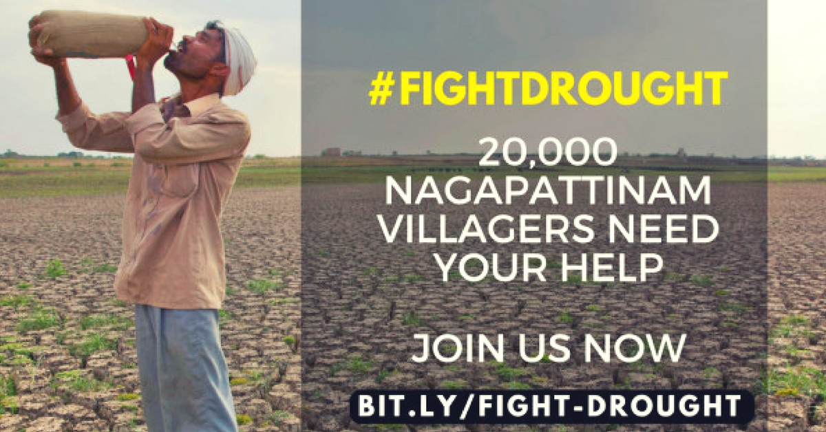 TBI Is Helping 20,000 Villagers in Tamil Nadu Fight Drought. Here's How You Can Impact Lives.
