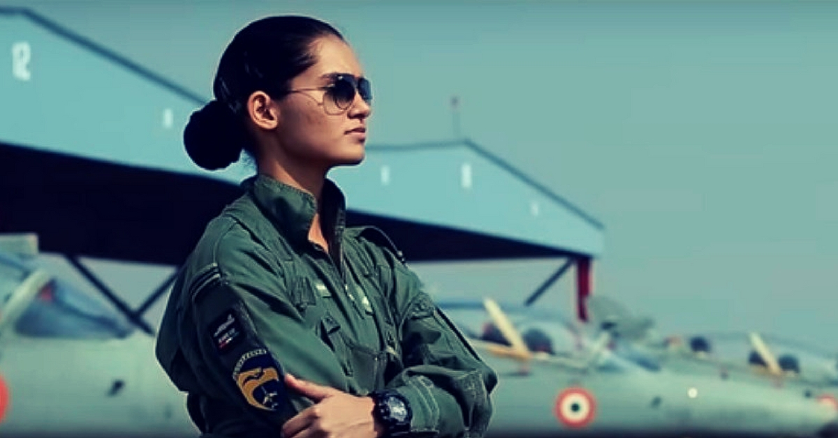 Indian Air Force Champions Gender Equality in the Skies With This Powerful Video About Women Pilots