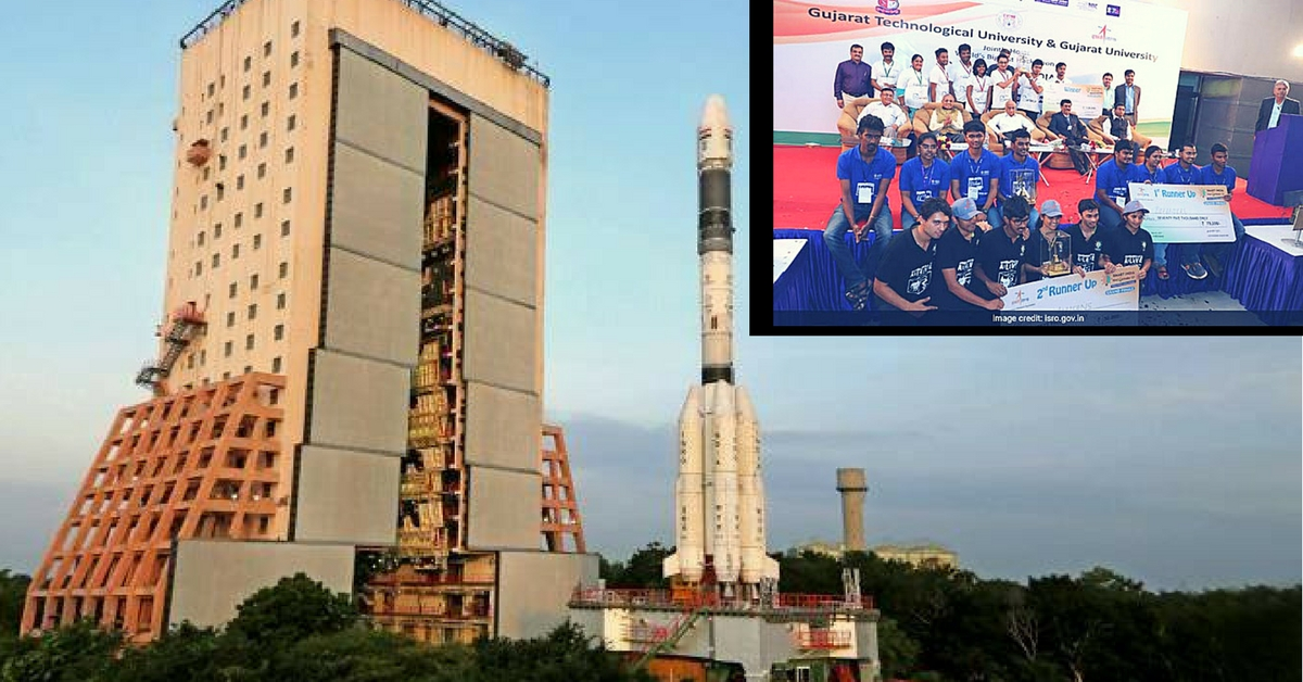 Chennai Students Win Smart Indian Hackathon 2017 for Developing a Document Tracker for ISRO