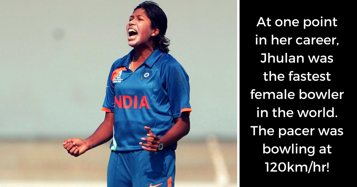 8 Inspiring Facts About Jhulan Goswami, the World's First Woman Cricketer with 200 Wickets