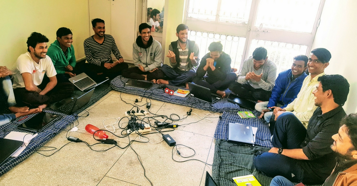 How an IIT Alumnus & a School Dropout Are Skilling Underprivileged Students to Get IT Jobs in a Year