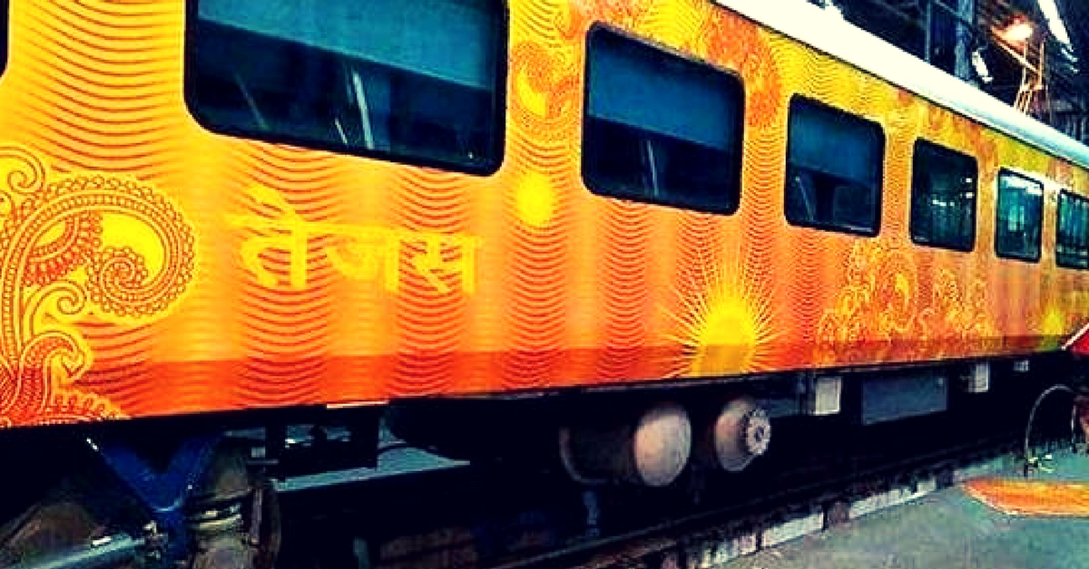 Wi-Fi, Automatic Doors & More. 8 Features of the Mumbai-Goa Tejas Express That Sets It Apart