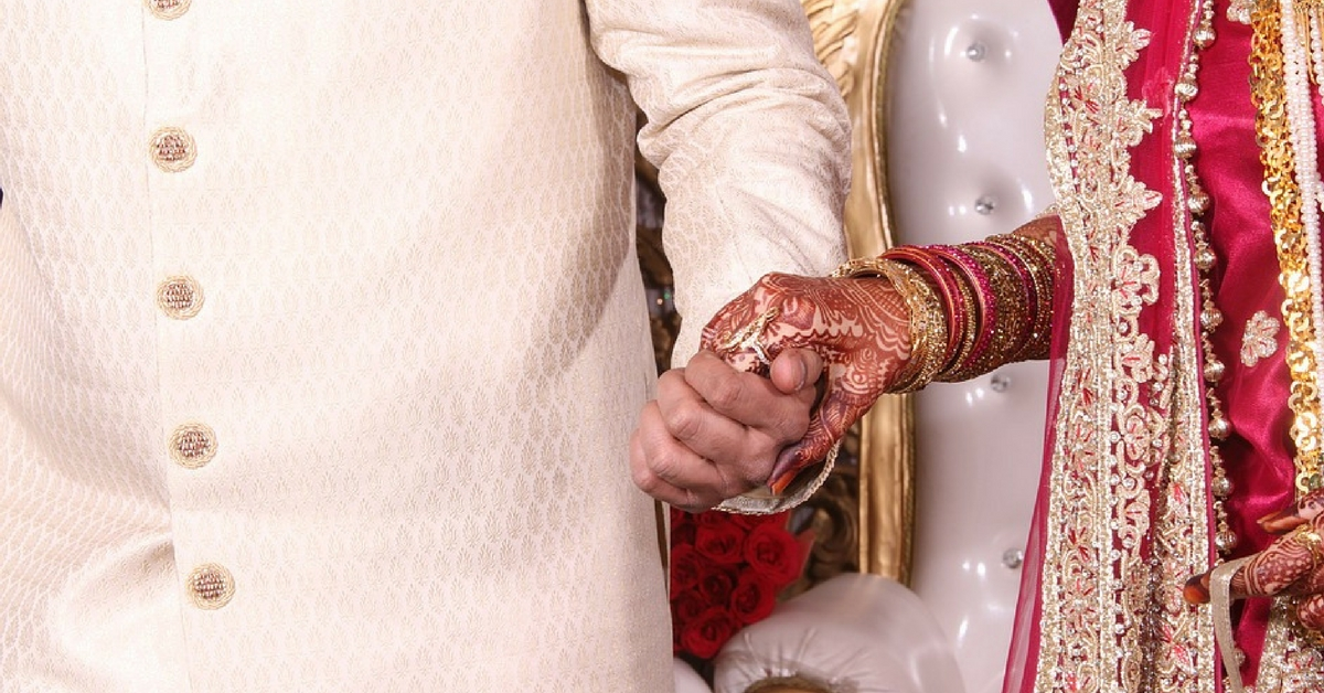 A Muslim Groom Decided to Celebrate the Union of All Religions at His Wedding in an Epic Way!