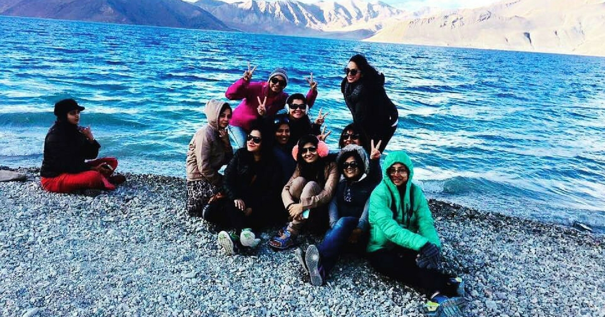 Indian Women Are Travelling More Than Ever & Here Are Some Initiatives Helping Them Out