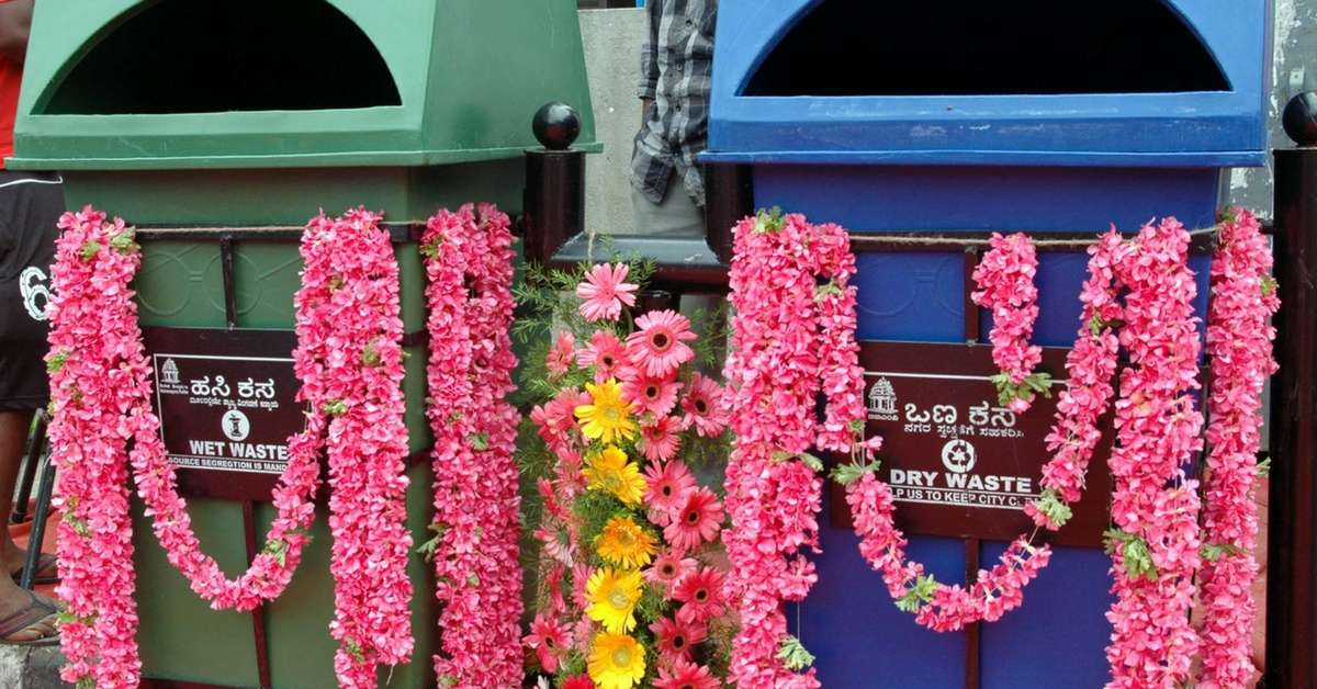 17 Years Later, Garbage Bins Make a Comeback in Bengaluru