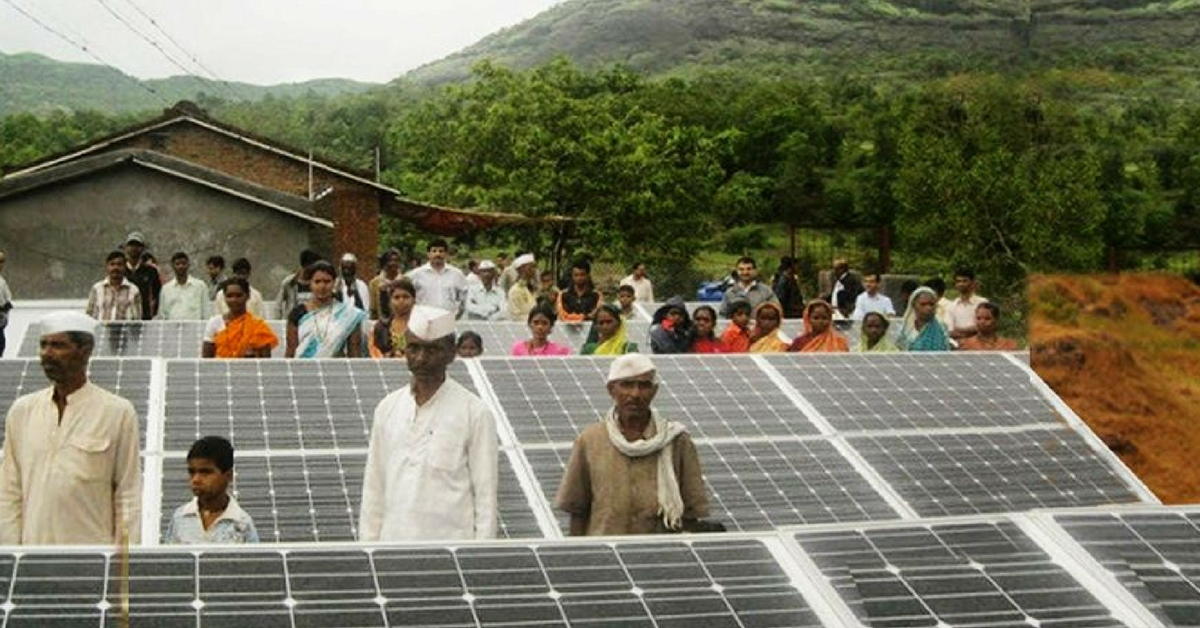 TBI Blogs: How a Unique & Replicable Solution Lit up the Remotest Corners of Rural Maharashtra!