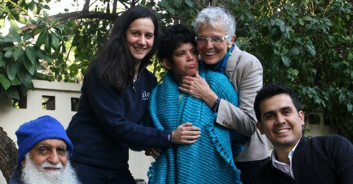 Thanks to Moy-Moy, There's Hope for Thousands of Handicapped Children