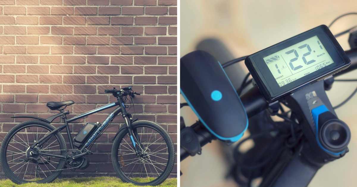 Move over Bikes and Battery Shortages, This E-Bike Doesn't Stop for Anyone or Anything