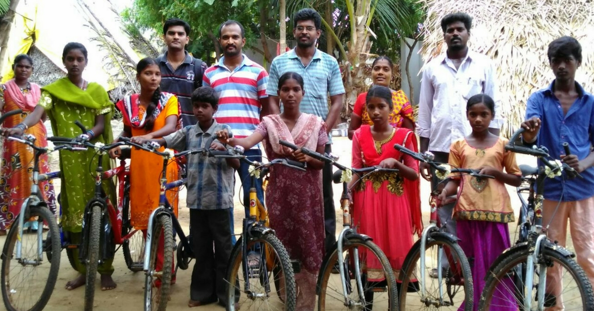 Internet, Education & More: How IIT-M Students Have Been Empowering TN & AP Villages for 12 Years