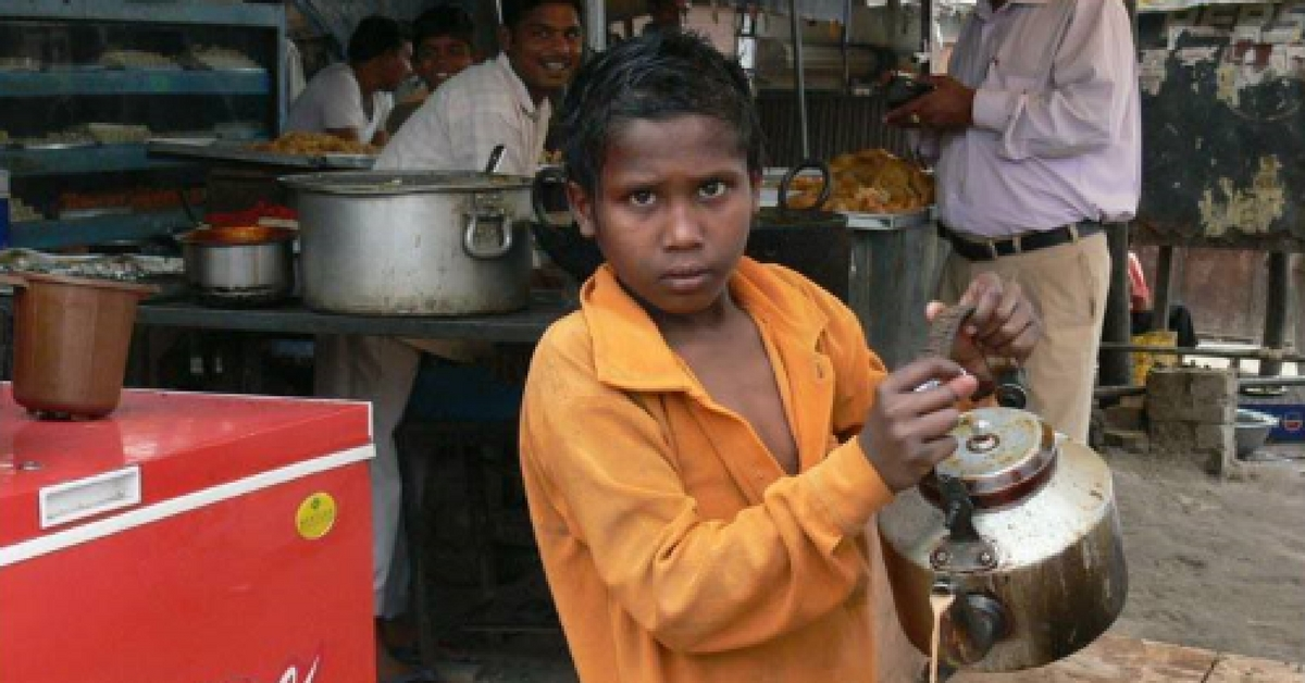 TBI Blogs: Help India's Kids Regain Their Lost Childhood. Find out How to Help Stop Child Labour