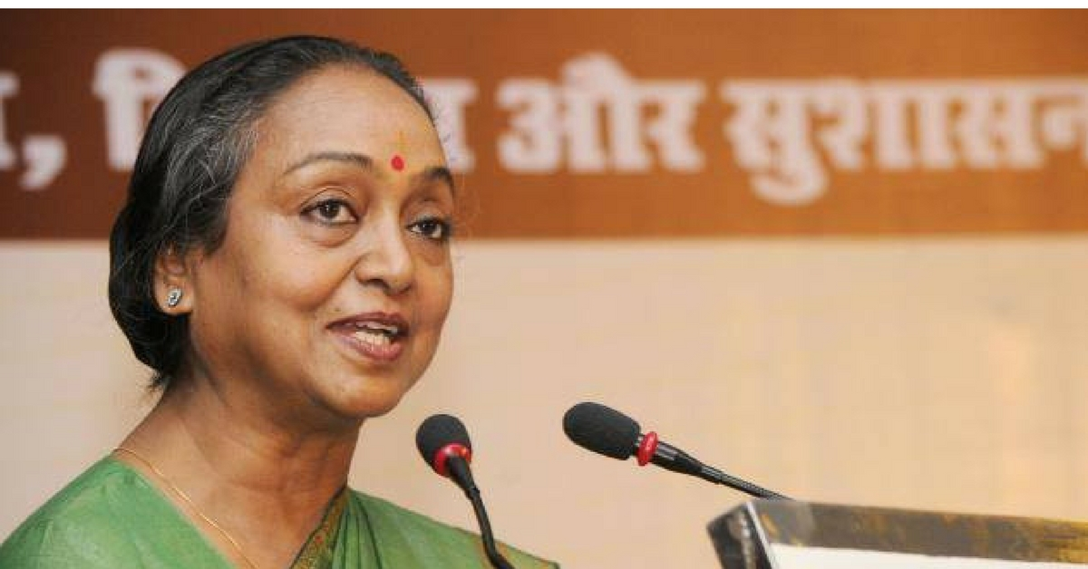 The Congress Pick Is In! Will Meira Kumar Become the 2nd Woman President of India?