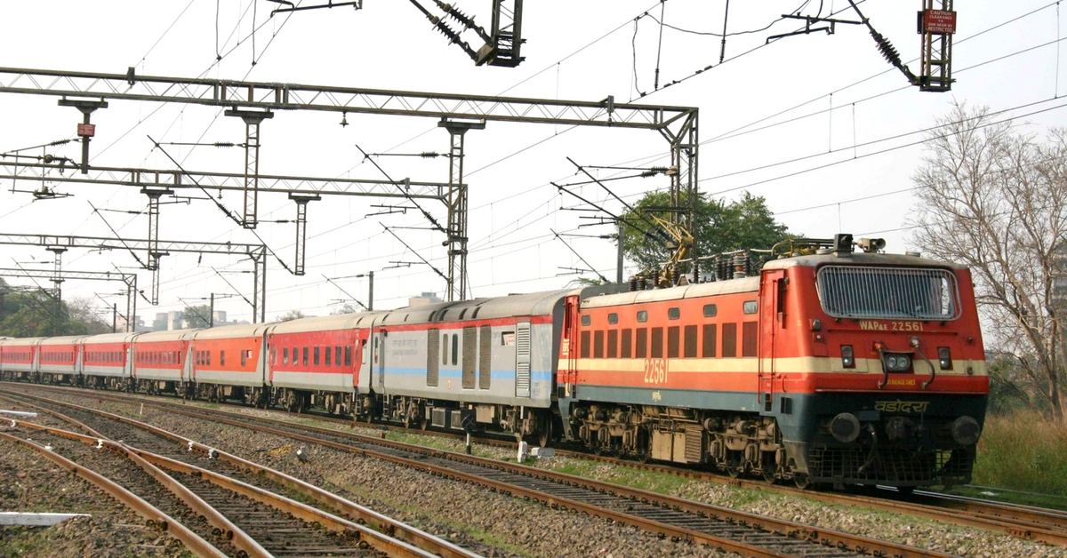ISRO-Developed Chip Based System in Rajdhani Trains to Alert People at Unmanned Level Crossings