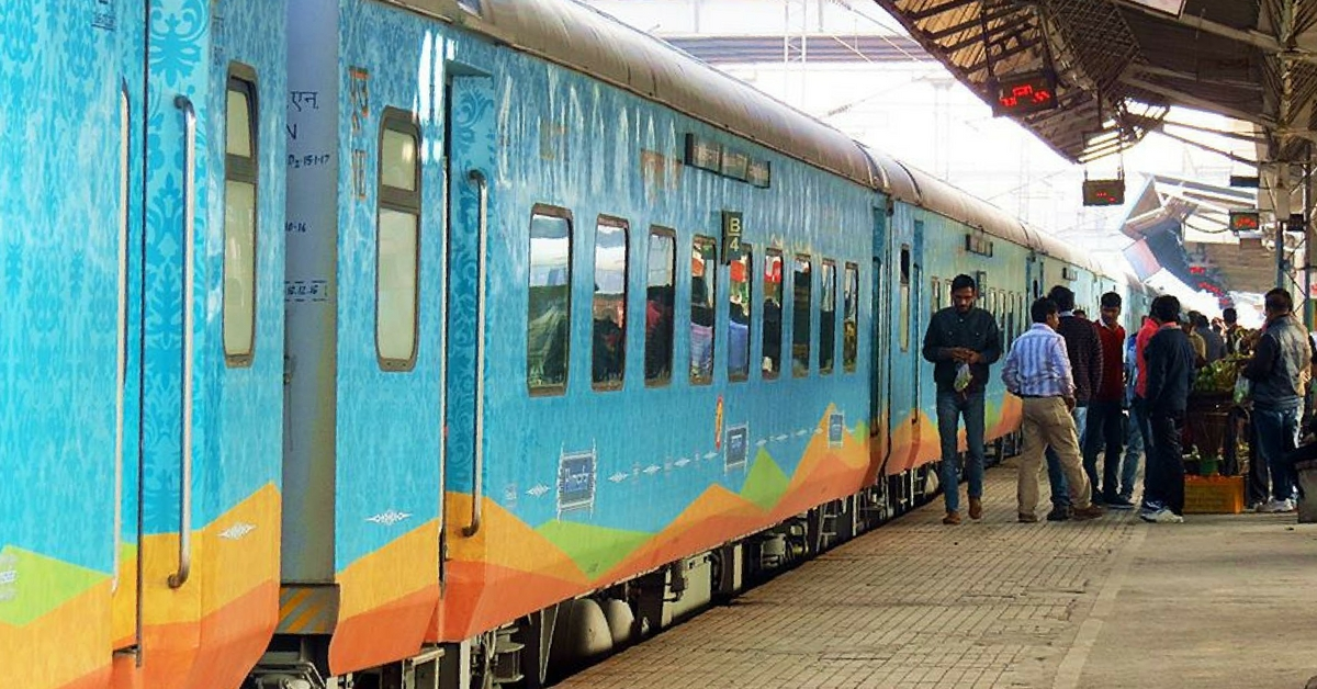 An Even Swankier Humsafar Express Flags off Today. Here Are 14 Awesome Features!