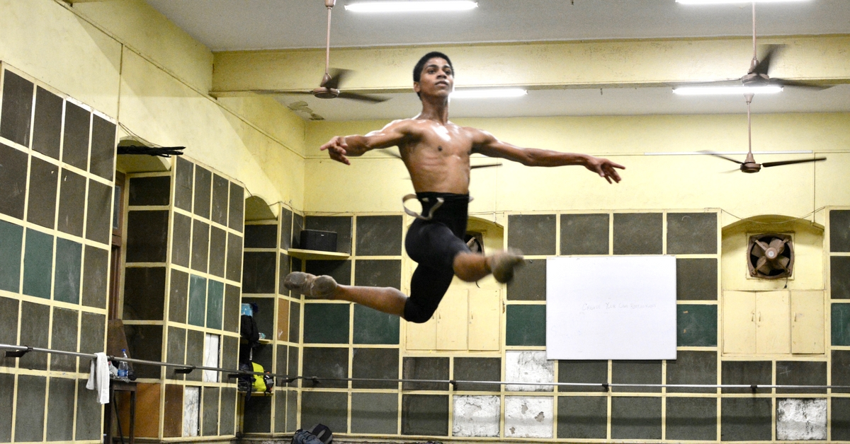 From Vashi to New York: A 15-Year-Old Boy's Ballet Dreams Are About to Come True