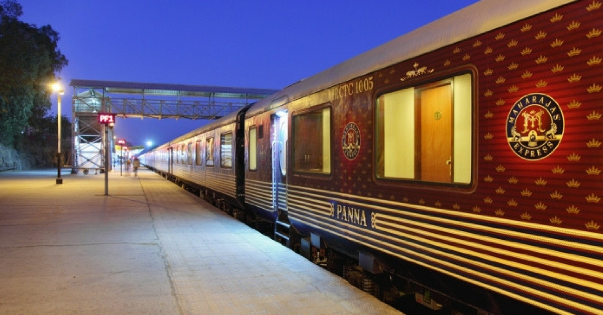 Maharaja Express Goes South! Explore the Southern Jewels on Indian Railways' Luxury Train