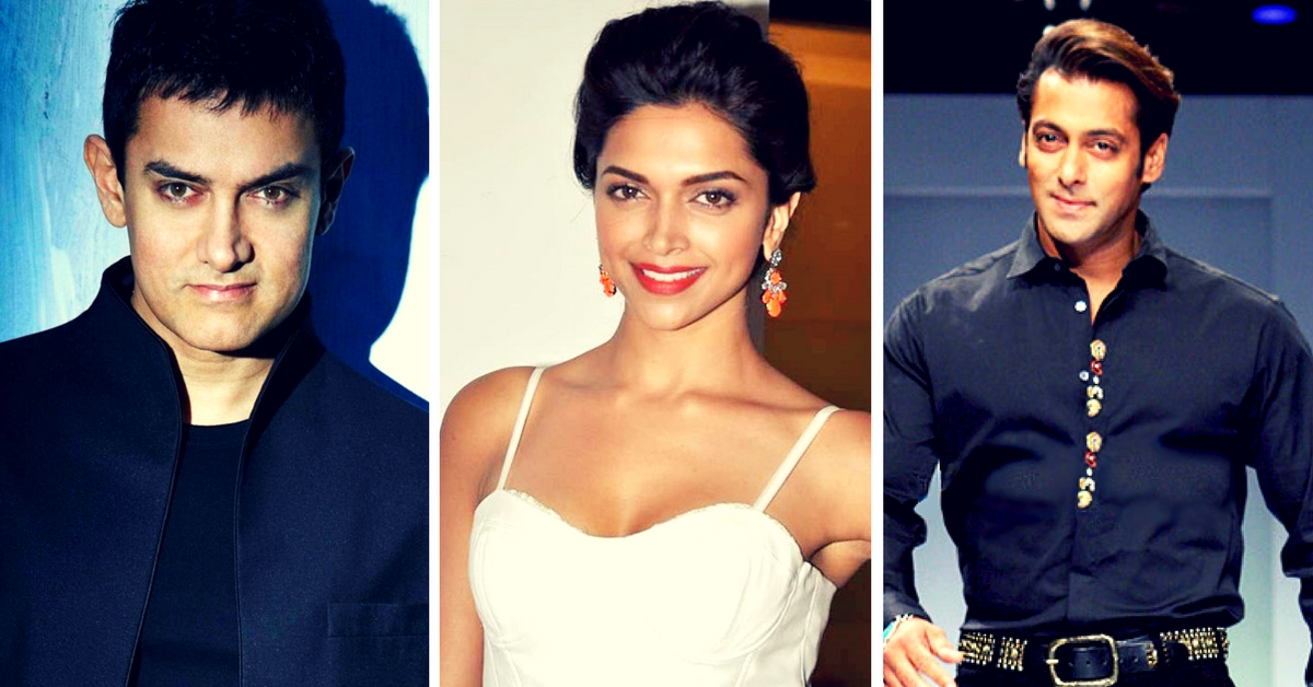 Bollywood Takes Over Hollywood. More Indian Stars Than Ever Added to the World's Most Glam List!
