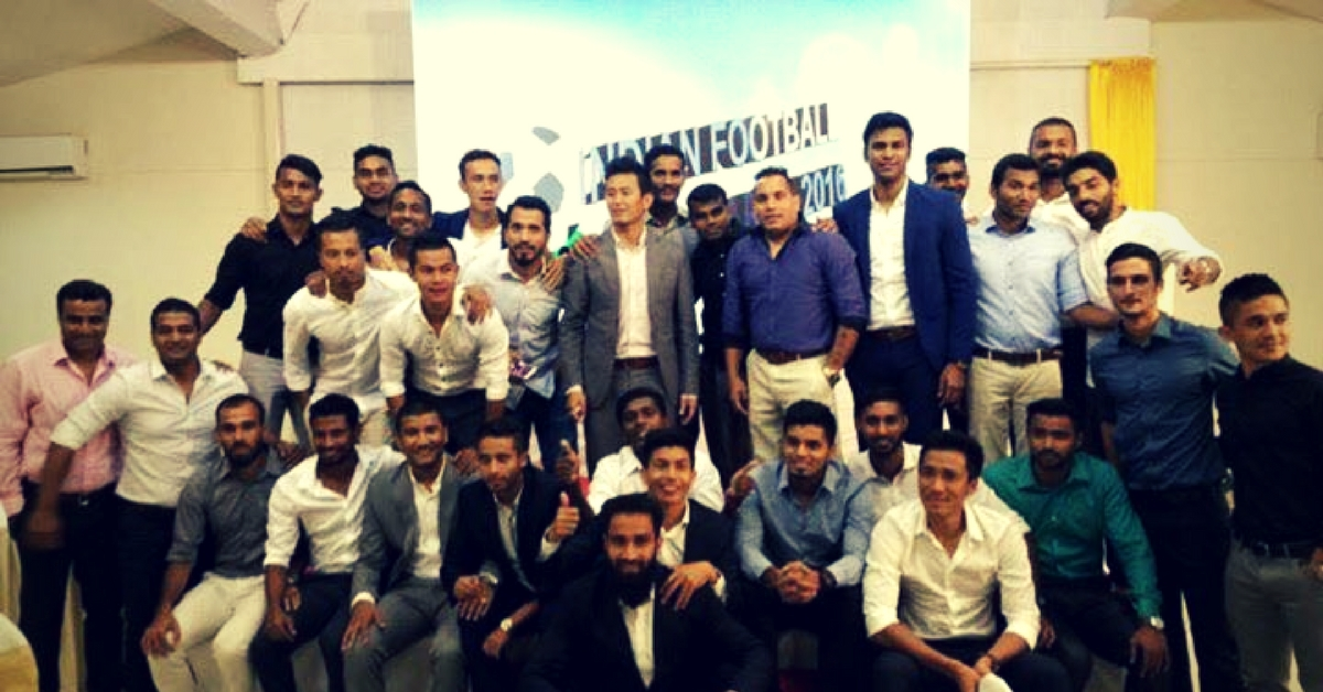 Indian Footballers to Play a Charity Match to Raise Funds for Mizoram Flood Victims