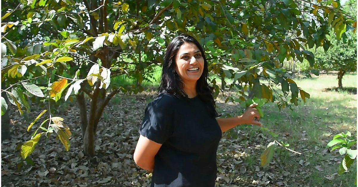 An Organic Farmer by Chance, This Woman Now Helps Connect Other Farmers Directly to Consumers