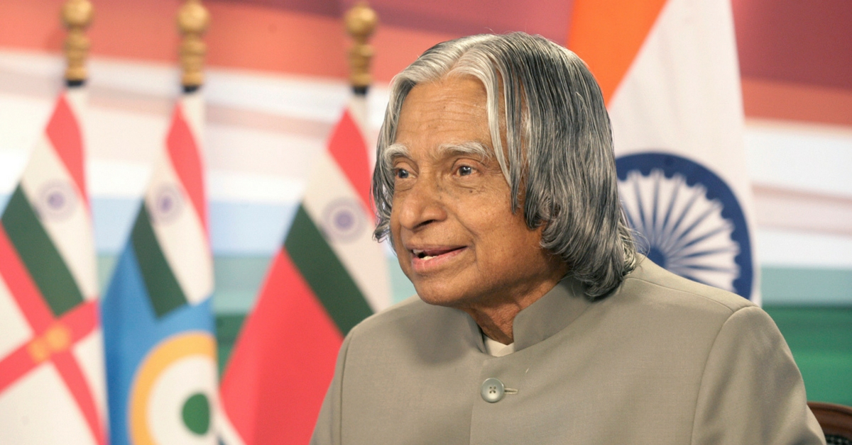 Dear Presidential Candidates, Here Are 5 Things You Should Learn From People's President Dr. APJ Kalam