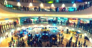 Airports malls cinema halls can't charge more GST