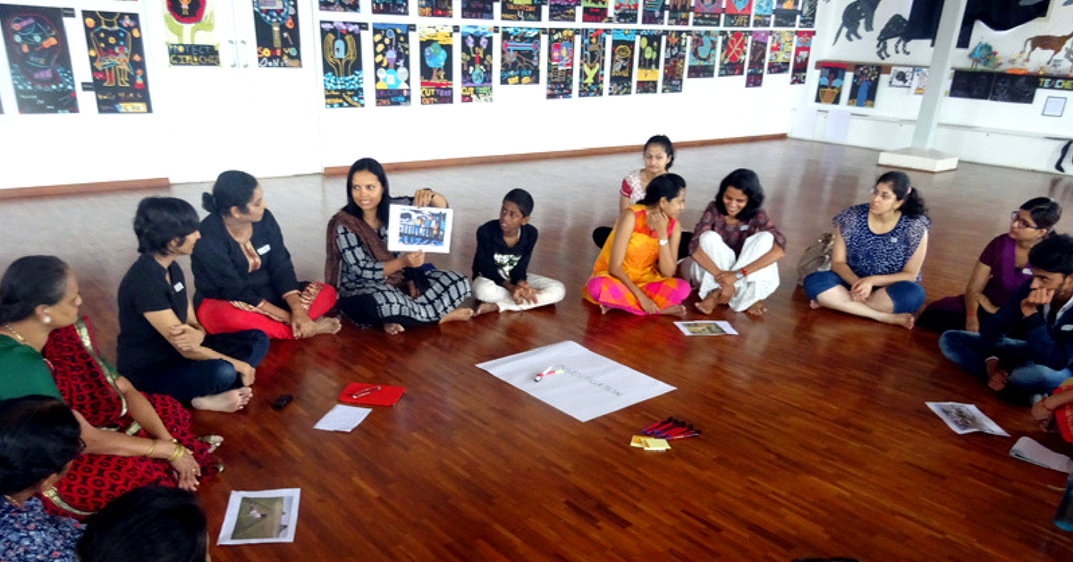 Through Art & Design, This Bengaluru Org Is Helping Students Grow Intellectually & Emotionally