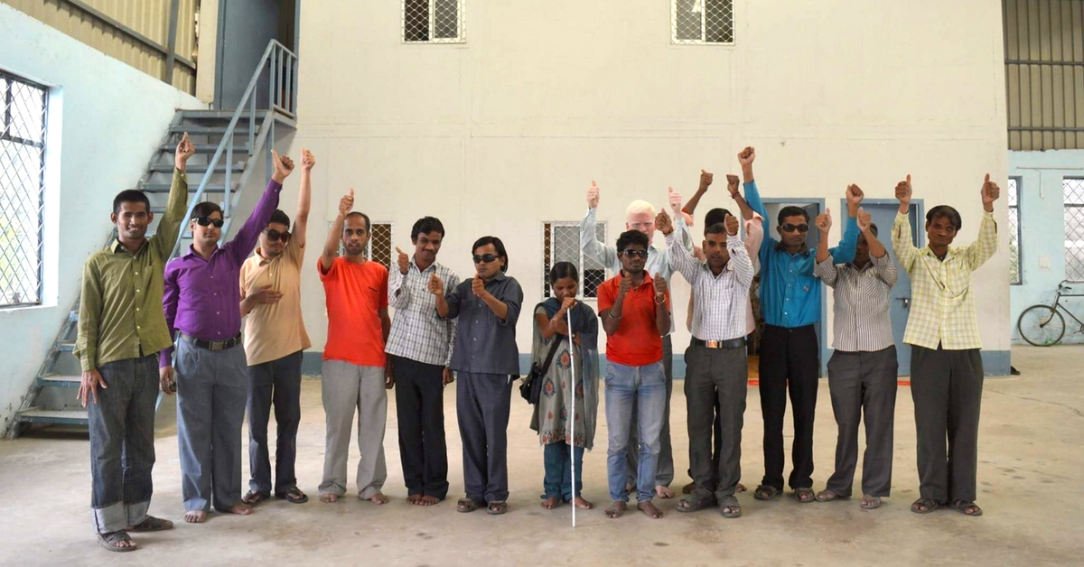 Redefining Disability, This Organisation Helps Train Differently Abled People to Find Employment