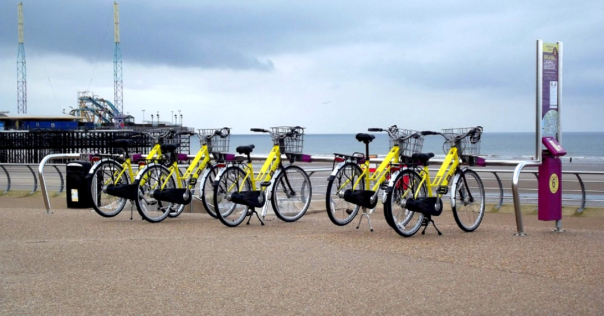 4,000 Bicycles & 350 Docking Points: Bengaluru's Planning a Massive Cycle-Sharing Project!