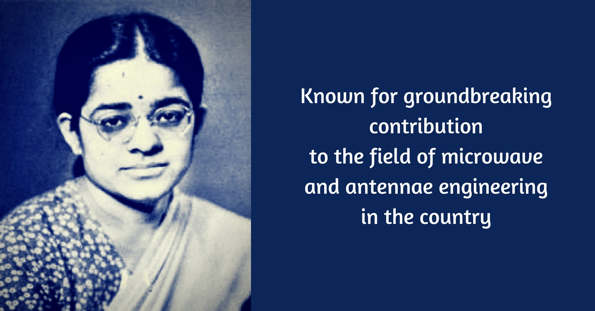 All You Need to Know About Late Rajeshwari Chatterjee, One of India's First Women Engineers