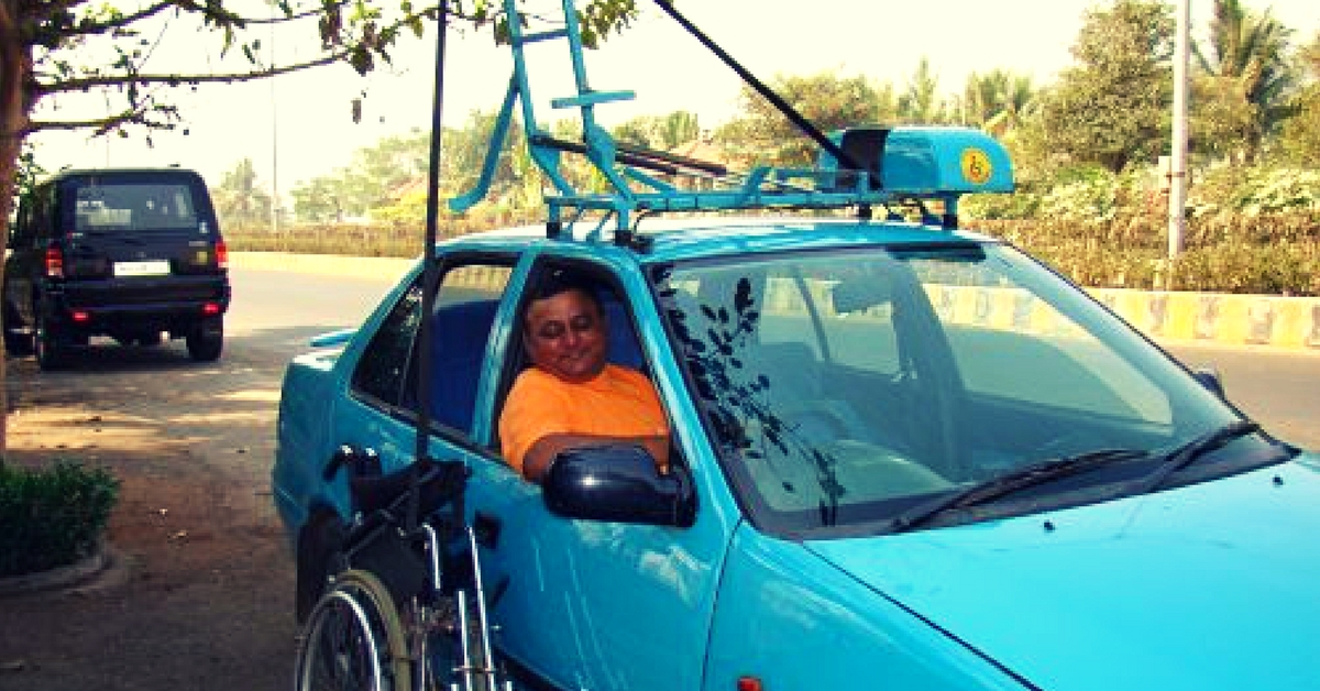 This Engineer Customises Cars, Wheelchairs & More to Ease Mobility for the Differently-Abled