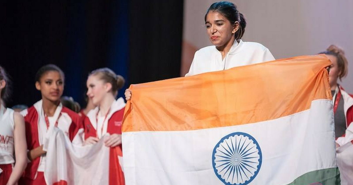 3 Medals at Dance World Cup in Germany, This Bengaluru Girl Is Wowing the World With Her Moves!