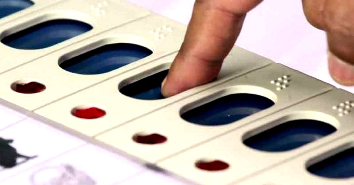 Foolproof Voting Machines? EVMs That Can Detect Tampering Likely at 2019 LS Elections