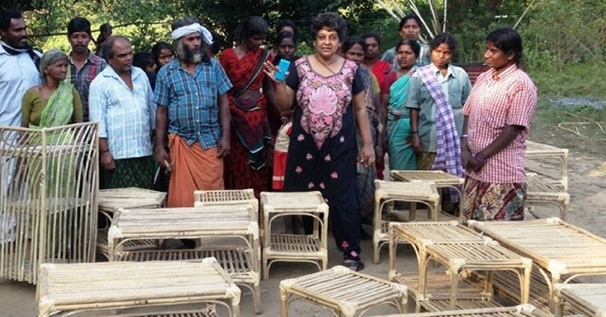 How Tribals Are Making Eco-Friendly & Cheap Furniture Using Weed That Otherwise Destroys Forests