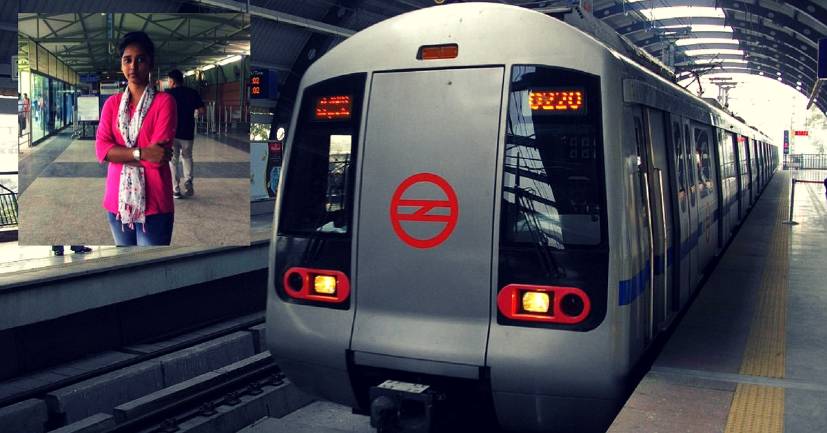 Meet Delhi Metro's Popular Woman Cop Who Has United Over 200 Lost Kids & Adults With Their Families