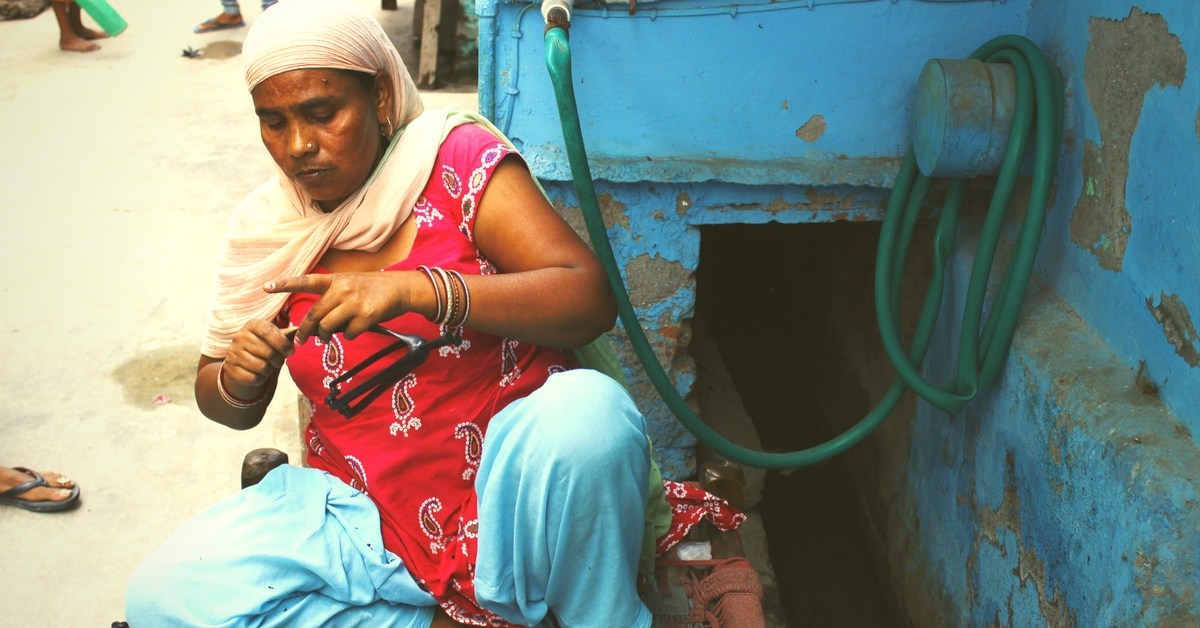 Women of a Delhi Slum Filed 200 RTIs, Made the Law Work for Them, & Drastically Improved Their Lives