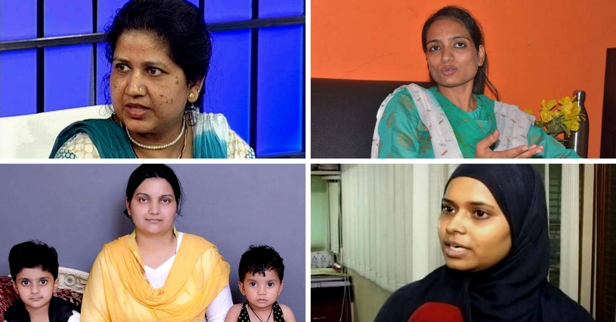 Triple Talaq: Meet the Women Who Took the Fight All the Way to the Supreme Court
