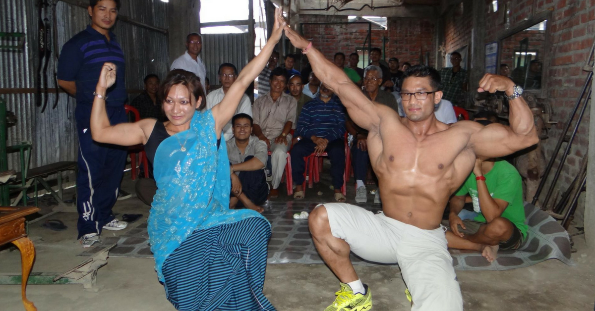 This Body Building Couple Is Touring the World and Acing Competitions!