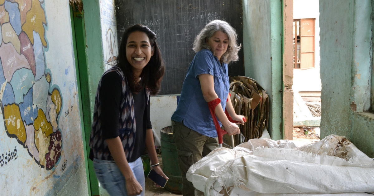 How a German and a Philosophy Student Transformed this Village Near Bengaluru