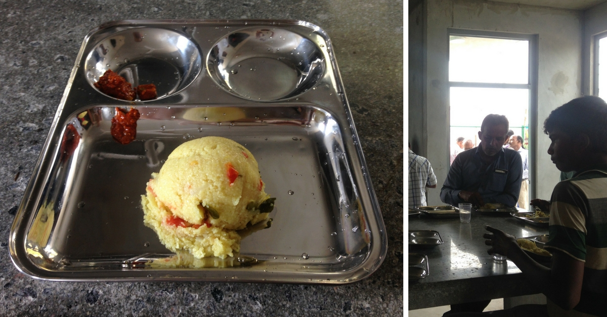Review: Simple and Tasty, the Breakfast at Indira Canteen Is Definitely Worth a Try!