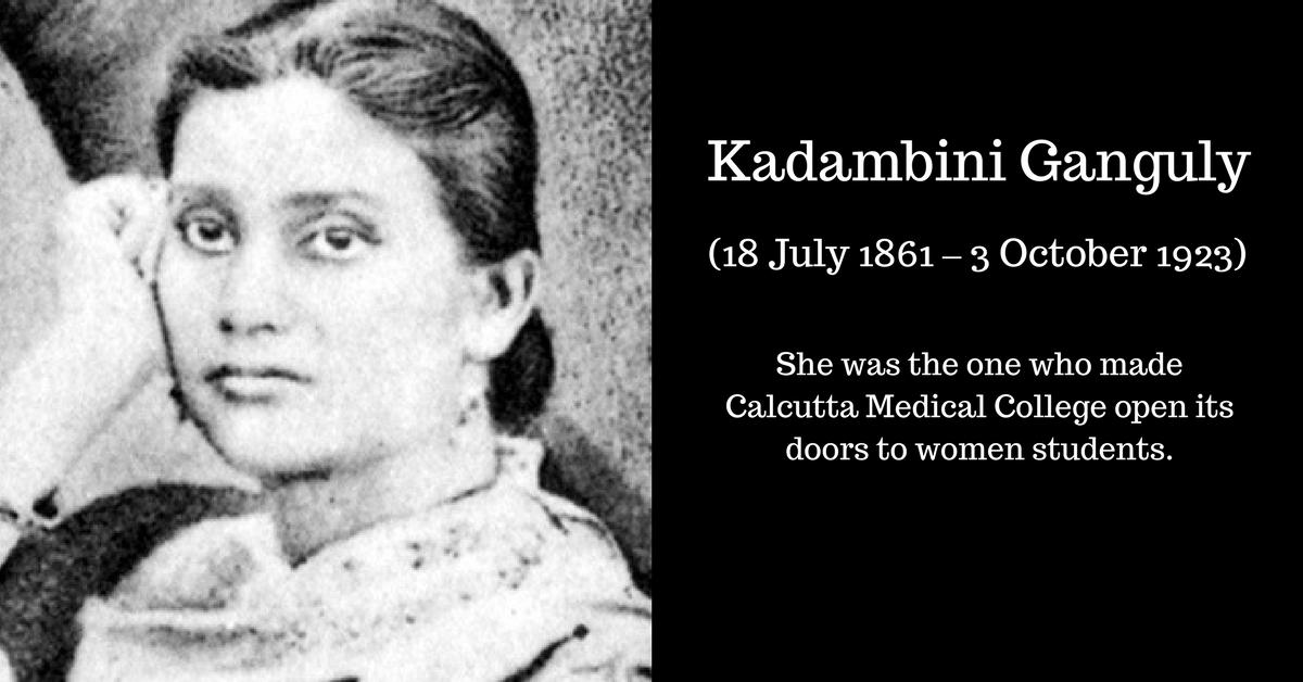 The Phenomenal Story of Kadambini: One of India's First Women Graduates & Doctors