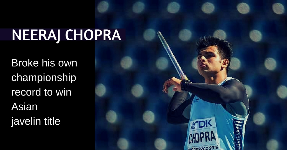 10 Things to Know About Neeraj Chopra – India's First Under-20 World Champion in Athletics