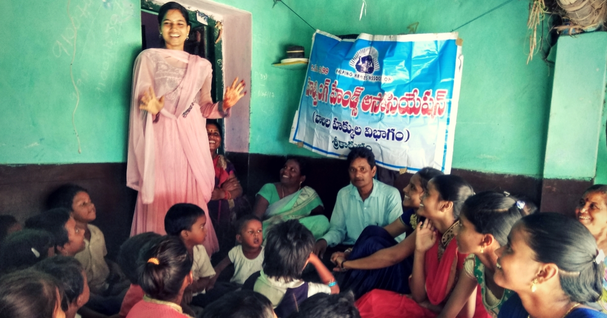 This Village Girl Who Battled Poverty & Child Marriage Is Now a  Crusader for Child Rights