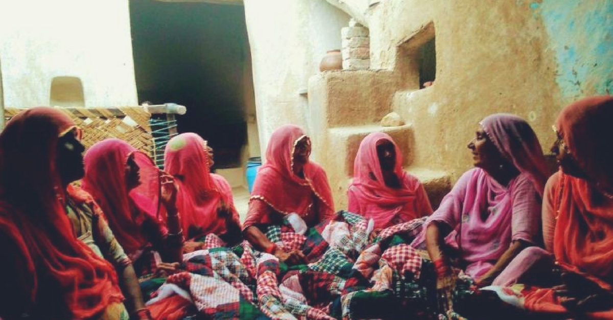 Queens of Quilts: How One Women-Run SHG in Rajasthan Has Made Its Members Independent