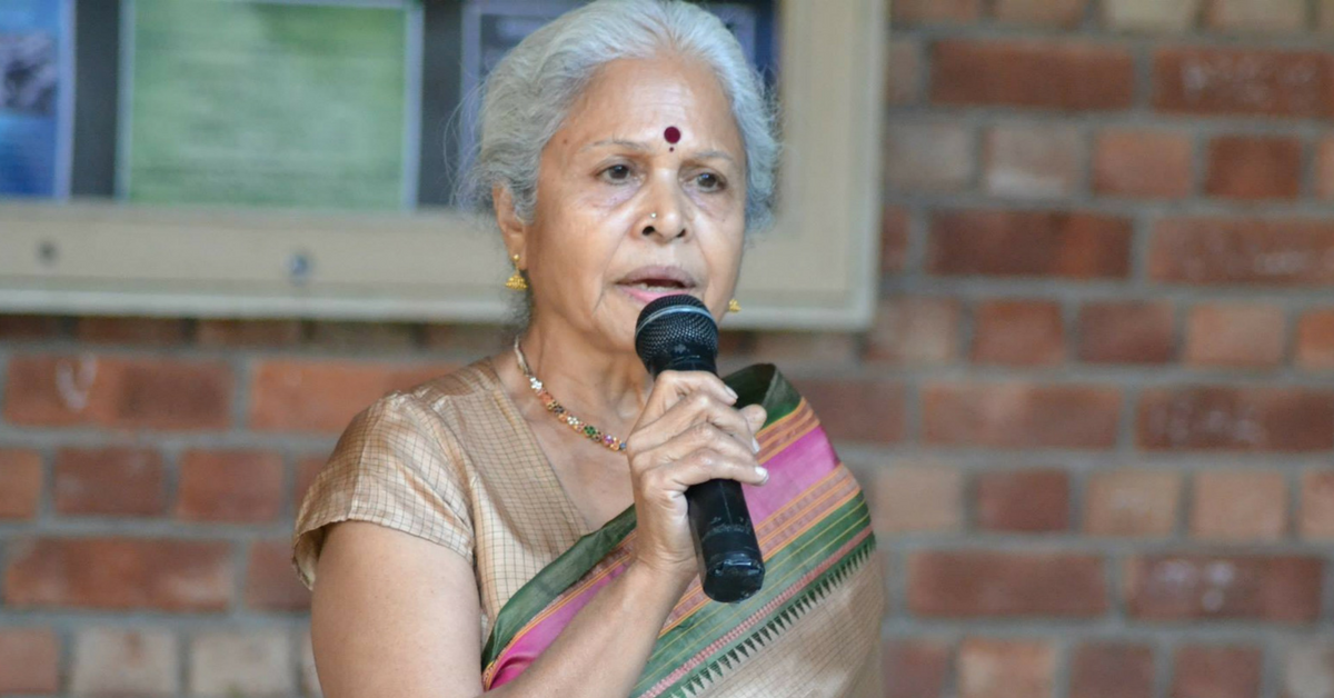 This Warm 78-Year-Old 'Campus Nani' Teaches You How to Pick Yourself up and March On