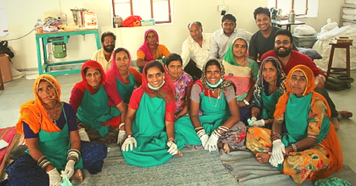 You Can Help a Rajasthan Village Get an Eco-Friendly Sanitary Napkin Factory and Save Lives