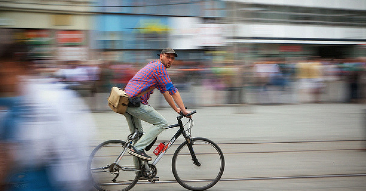 Going to Work in Thane? Skip the Traffic and Rent a Cycle
