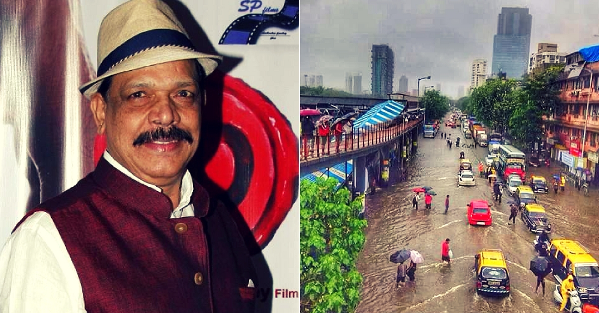 Redefining Monsoon Charity: This Actor Had the Right Idea When It Came to Help