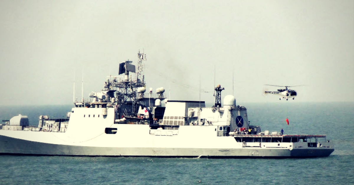 India's Coast Guard Gets a Whopping ₹32K Crore Boost
